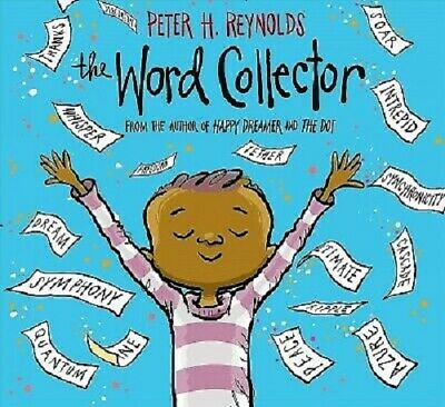 New Word Collector School And Library by Reynolds, Peter Hamilton Hardcover 2018