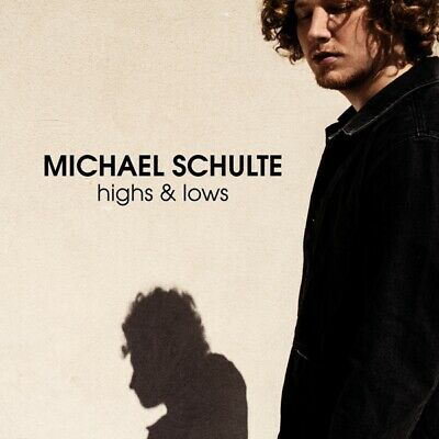 Michael Schulte - Highs & Lows   Cd New