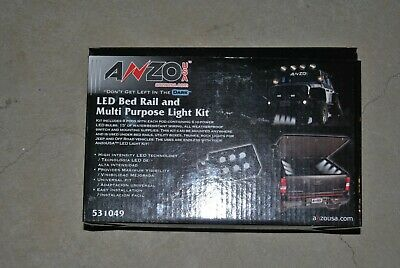 Anzo 531049 LED Bed Rail Mult Purpose Light NEW NEVER USED