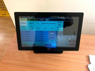 Epos System with ICR Touch Software