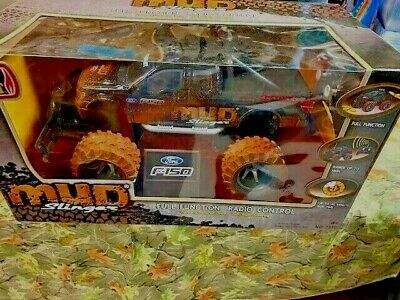 Mud Slinger  Radio Controled  Mud Truck New In Box