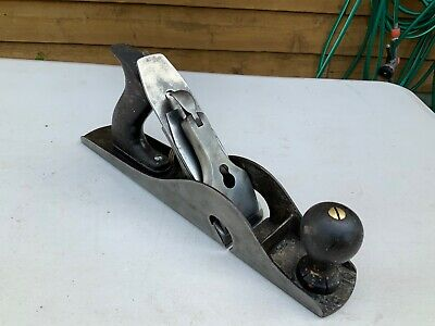 Vintage Stanley No. 10 Carriage Wood Plane; Old Tool; Collectable