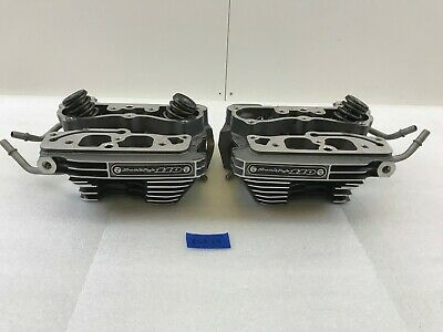 OEM Harley-Davidson Screamin Eagle 110 Cylinder Heads Liquid Cooled 16500217