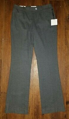 Calvin Klein Modern Fit Pants Women's Sz 2 * New With Tags *