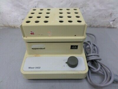 Eppendorf 5432 Mixer 24 Tube Tested Working