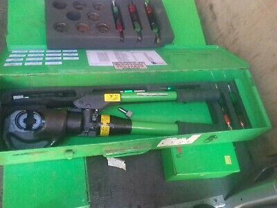 Dubuis Hydraulic Crimper  Gauges And Dies