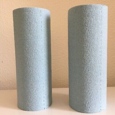 2 Rolls Sellars Tool Box Blue Shop Towels, 110 count. SAME DAY USPS PRIORITY