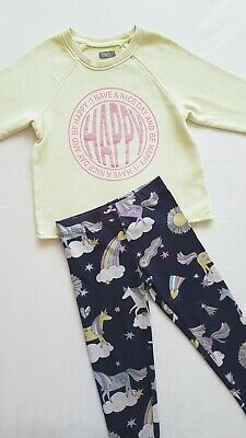 Girls Next Jumper And Leggings 3-4 Years