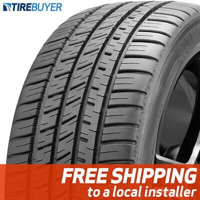 275//35ZR18 95Y Lebra Michelin 90037 Pilot Sport A//S 3 All-Season Radial Tire