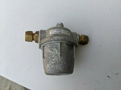 Oil Filter With 10mm Fittings