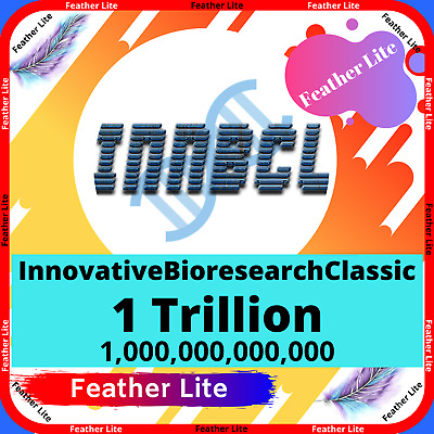 1 Trillion - Innovative Bioresearch Classic (INNBCL) MINING CONTRACT, Crypto