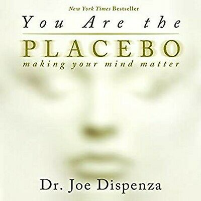 You Are the Placebo: Making Your Mind MatterAudiobookCD Dr. Joe Dispenza