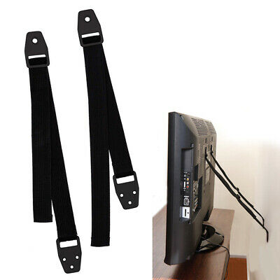 TV Furniture Anti Tip 2-Piece Straps Safety Furniture Baby Proofing Wall Anchors