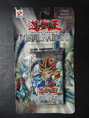 2x Lot YuGiOh Abyss Rising 9-Card Booster Pack Factory Sealed English Edition