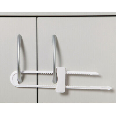 Child Infant Baby Kid Safety Appliance Fridge Drawer Door Cabinet Cupboard Lock