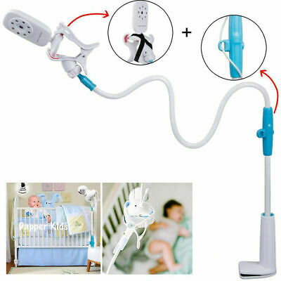 Universal Baby Monitor Stand Safe Video Camera Mount Holder Cot Crib
