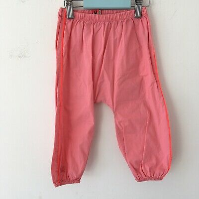 No Added Sugar 18 Months Harem Pants Trousers Pink Coral 100% Cotton kids