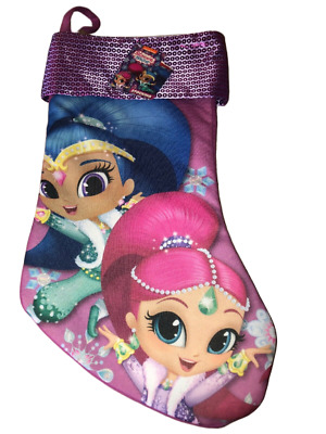 NEW NICKELODEON NELLA THE PRINCESS KNIGHT CHRISTMAS STOCKING  A17011