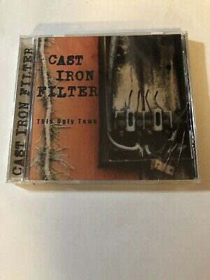 CD Cast Iron Filter – This Ugly Town Label: ROCK ROCK ROCK