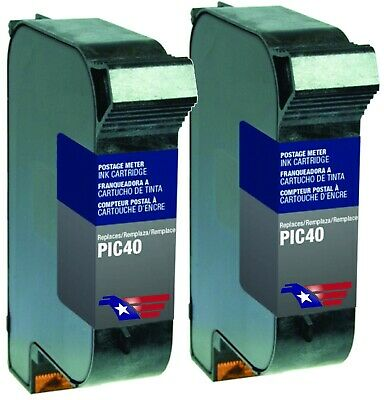 FP PIC40 High Capacity Postbase Ink Cartridge Set. #58.0052.3028.00