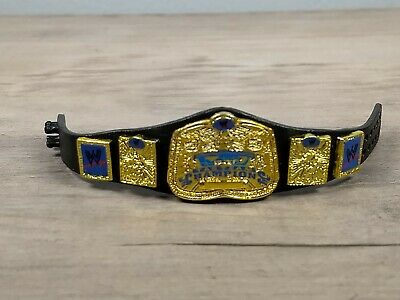 UK Women/'s Tag Team Titles Wrestling Figure Belts WWE 5 pack Smackdown Raw