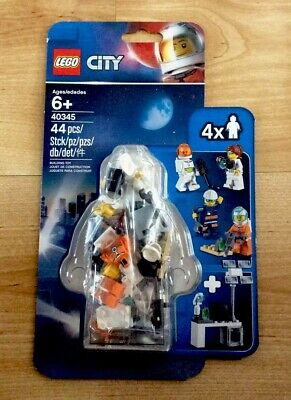 40345 Weltraum Minifiguren-Set Mars Exploration Pack LEGO City Neu /& OVP