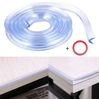 Transparent Furniture Guard Strip Desk Corner Protector Table Edge Baby Safety