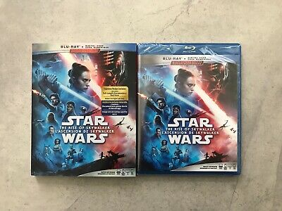 Star Wars: The Rise of Skywalker (Blu-ray + Digital, Bilingual)