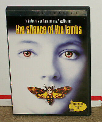 The Silence of the Lambs DVD Full Screen