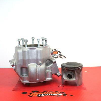 1997 Honda Cr500r Cylinder Bore Jug Barrel & Piston