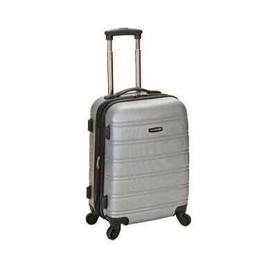 "Rockland Unisex  Melbourne 20"" Expandable Carry On"