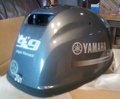 Brand new in original box Yamaha T 9.9 motor cowling