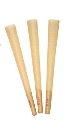 raw classic lean size pre-rolled cone (100 pack) 100%AUTHENTIC