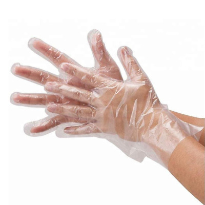 Plastic Disposable GLOVES PREMIUM POLYTHENE Catering Hairdressers Butchers Food
