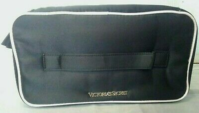 Victorias Secret Sexy Little Bra Panty Lingerie Travel Case Makeup Bag Soft Feel