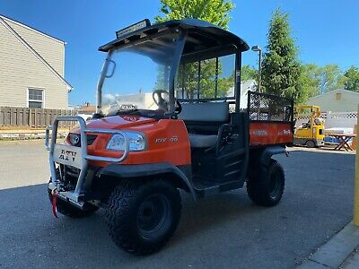 Enclosed Heated Polaris Ranger Xp900, Eps, Hydraul V Plow, Loaded Over 35K Inn,