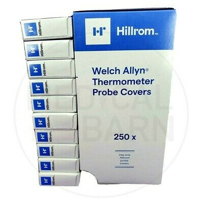 250 Welch Allyn 05031 Oral Probe Covers SureTemp Plus 678 679 690 692 SEALED OEM