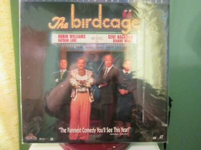 The Bird Cage - Letterboxed  (Laserdisc)