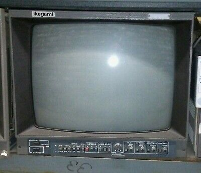 "Ikegami TM20-9 Color CRT Video Monitor 19""  #2 Gaming"