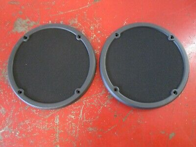 Oem Harley-Davidson Touring Front Fairing Speakers Covers