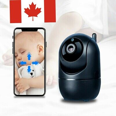 Baby monitor Home Security Baby Monitor Wifi Baby Camera black