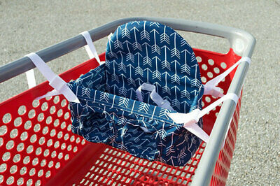 New Baby's supermarket shopping cart hammock chair portable shopping cart seat