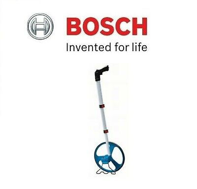 BOSCH GWM 32 Distance Measuring Wheel (up to 9999.9m) (0601074000)