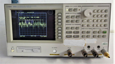 AGILENT 4395A Network Analyzers