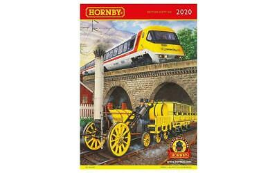 Hornby R8159 -  2020 Complete Catalogue Centenary Edition - OO Gauge
