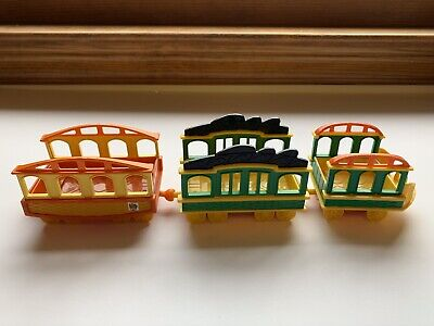 Jim Hensons Dinosaur Train Figures Collect Connect /& Build Your Own Train