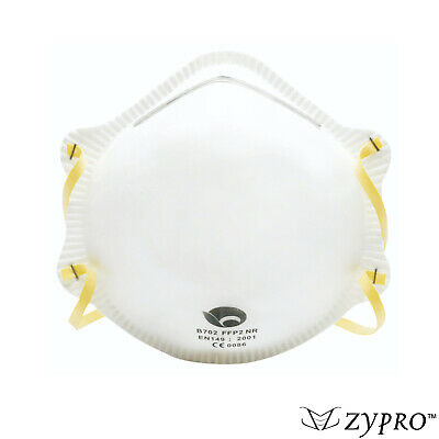 Disposable Dust Face Mask Equivalent N95 FFP2  Protection Mouth Nose Cover EUA