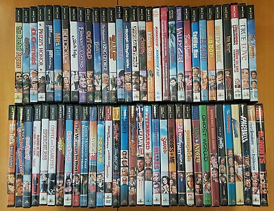 /815 67 Comedy Film MGM DVD Lot (Special Editions; Some w/ Booklets) Rare & OOP