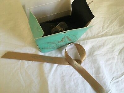 Fortnum and Mason - Tiny -  Chocolate Box - Original Ribbon and Inner Wrapping