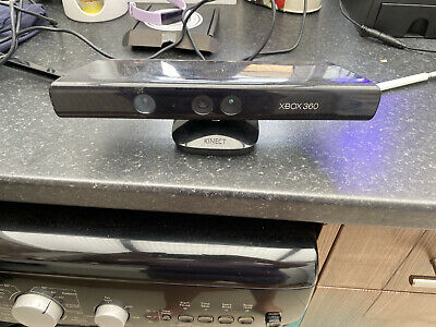 Microsoft 1414 Xbox 360 Kinect Sensor Bar Only - Black